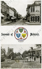 East Molesey postcard